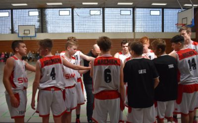 U16 mit erstem Saisonsieg