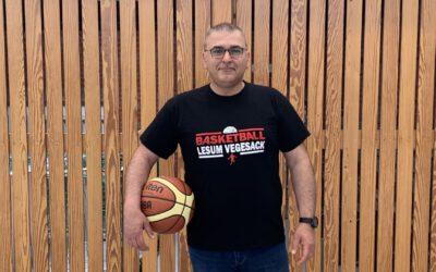 Erol Zengin – Neuer Trainer der 2. Damen